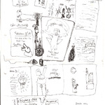 Sketches for an unrealised magazine