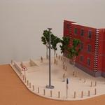 Concorso per la progettazione di un monumento dedicato ai disertori del nazismo<br />
