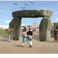 Proposal for the Olympic Park Gateways
